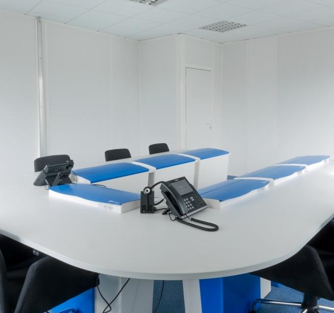 Zaacom Caen - Salle de réunion