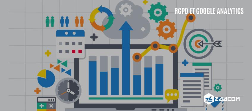 Comment paramétrer son Google Analytics pour être en conformité avec la RGPD