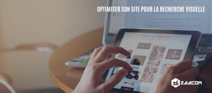 Comment optimiser son site pour la recherche visuelle ?