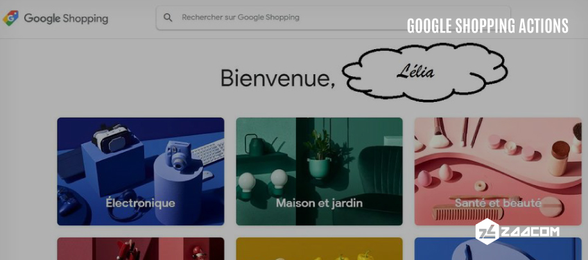 Google Shopping Actions en passe d'être déployé en France