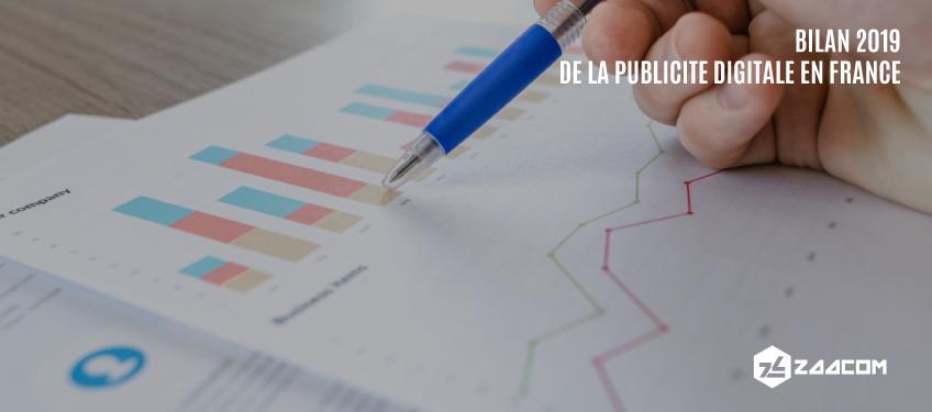 Bilan 2019 du Marché de la Publicité Digitale en France