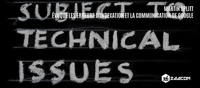 Martin Splitt Évoque les Erreurs d'Indexation et la Communication Google