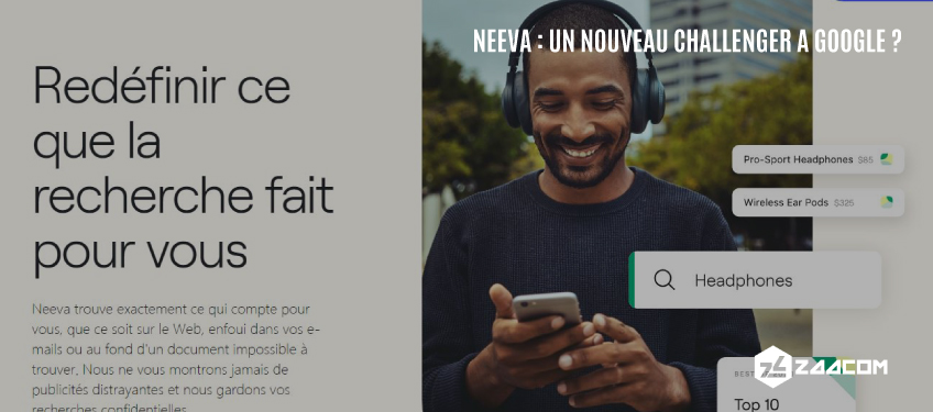 Neeva – Un nouveau challenger pour Google ?